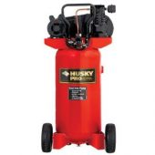 Husky 2.0 Running HP 30 Gallon Vertical Compressor