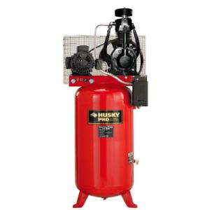 Husky 7.5 HP, 80 Gallon Two Stage Air Compressor