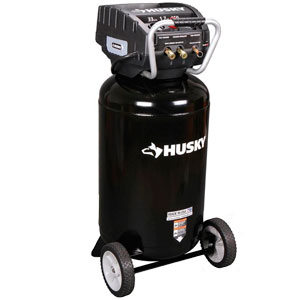 Husky Air Compressor 33 gallon