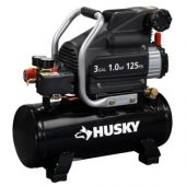 Husky 3 gal air compressor