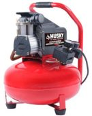 Husky 6 gallon air compressor
