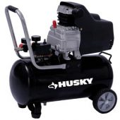Husky 8 gallon Air Compressor Review